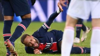 Bintang Paris Saint Germain, Neymar, cedera