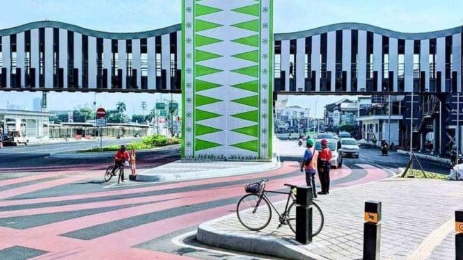 Pertama di Asia Tenggara, Jakarta Juarai Sustainable Transport Award