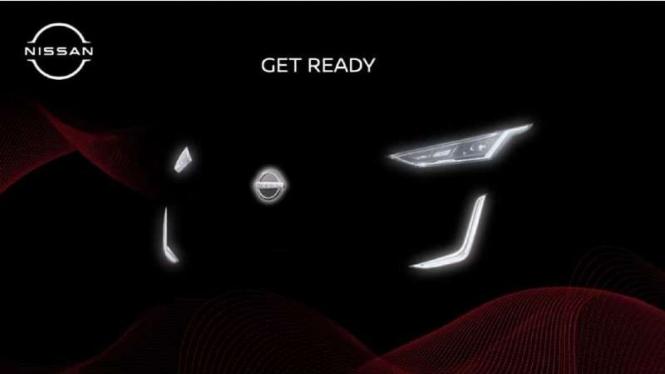 Teaser mobil baru Nissan untuk pasar otomotif Indonesia