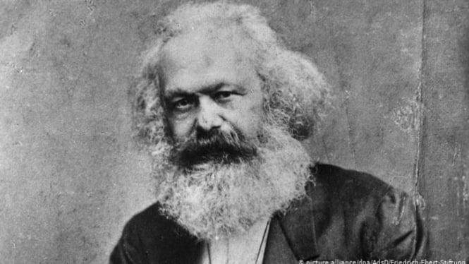 Karl Marx (foto/dw.com)
