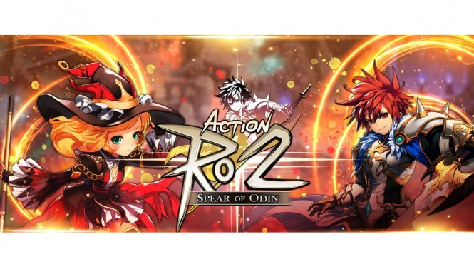 Game online Action RO2: Spear of Odin.