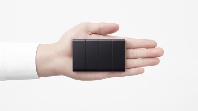 Oppo perkenalkan konsep slide untuk smartphone.
