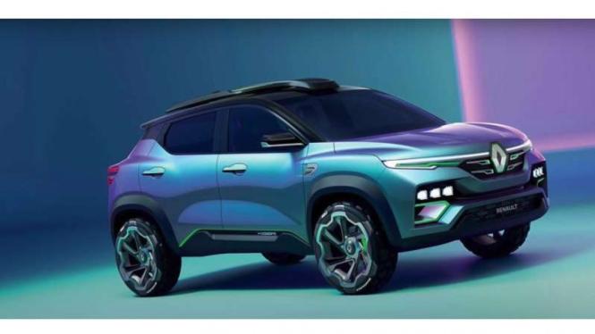 Mobil SUV Renault Kiger akan diluncurkan di Indonesia.