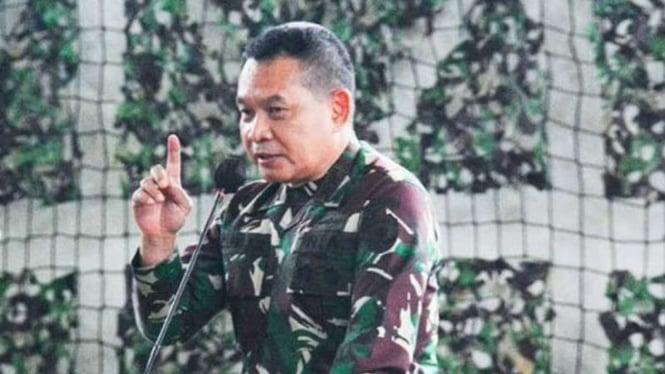 VIVA Militer: Pangdam Jaya/Jayakarta Mayjen TNI Dudung Abdurachman