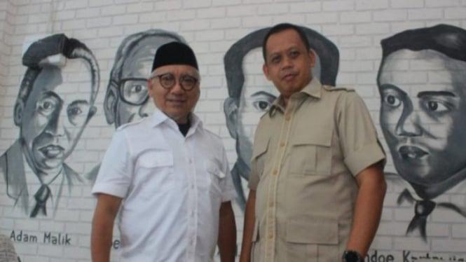 Paslon  Haris Makkie dan Ilham Noor di Pilkada Banjarmasin (antara)