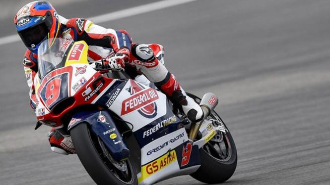 Federal Oil kembali menyokong tim Gresini Racing di Moto2