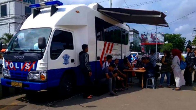Jadwal SIM Keliling DKI, Bekasi, Bogor, Bandung 6 Januari 2021