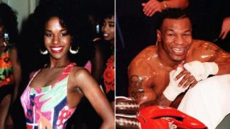 Mike Tyson dan Desire Washington