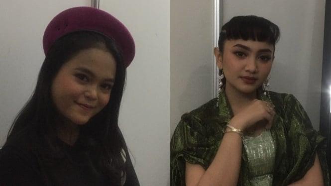 Kalia Siska dan Jihan Audy.