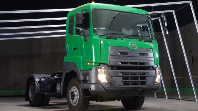 UD Truck Indonesia.