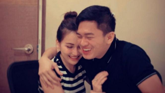 Postingan foto Ayu Ting Ting di Instagram pribadinya