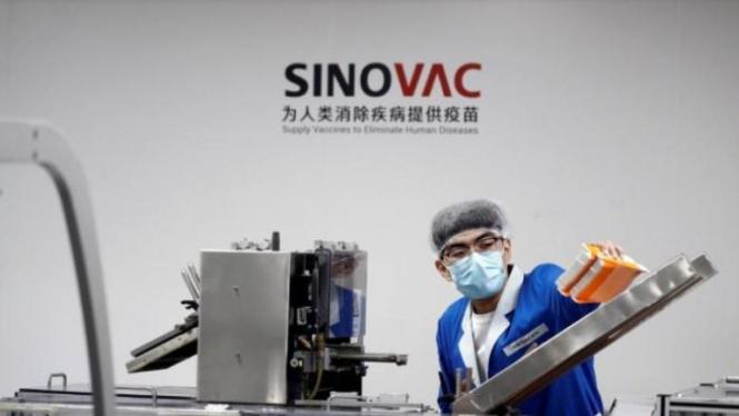 Brasil Sebut Kemanjuran Vaksin Sinovac Buatan China Masih Spekulasi
