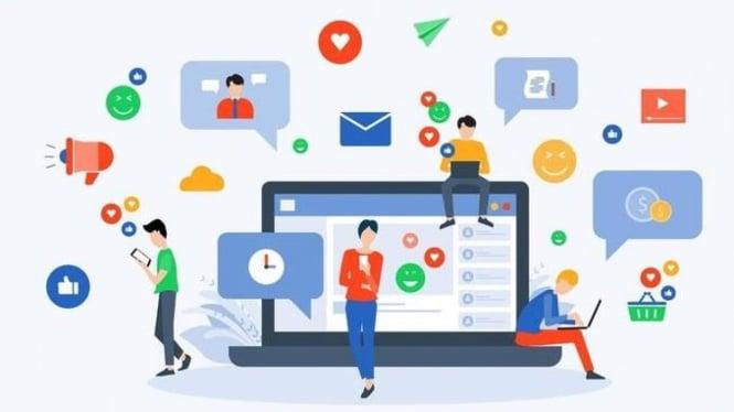 Start-up dan Social Media