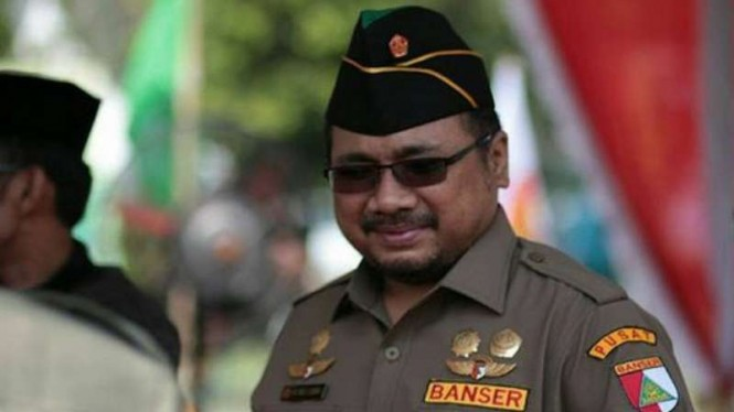 VIVA Militer: Panglima Tertinggi Banser NU Gus Yaqut