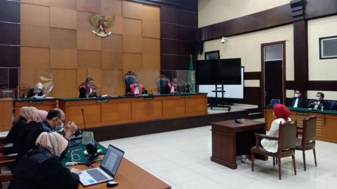 Eks Pengacara Djoko Tjandra, Anita Kolopaking divonis 2,5 tahun penjara