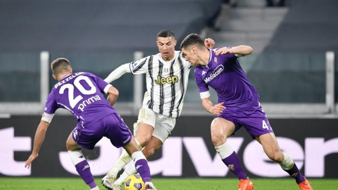 Pertandingan Juventus vs Fiorentina