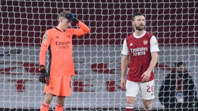 Kiper Arsenal, Alex Runarsson (kiri)