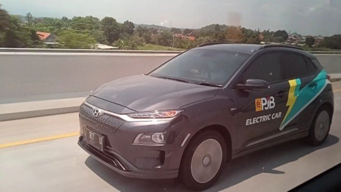 Uji coba gunakan mobil listrik Jakarta-Bali