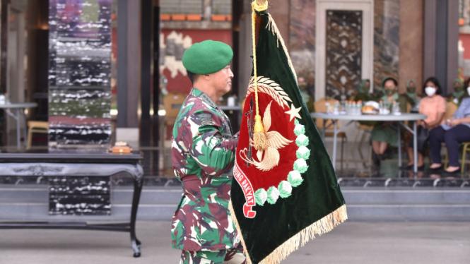 VIVA Militer: Kepala Staf Angkatan Darat (KSAD) Jenderal TNI Andika Perkasa