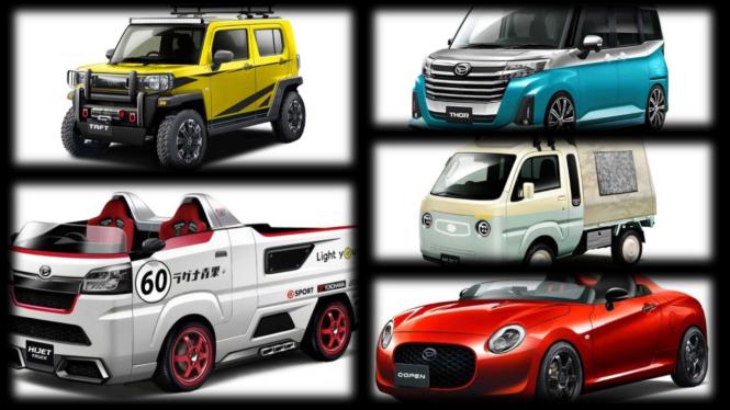 Mobil konsep Daihatsu