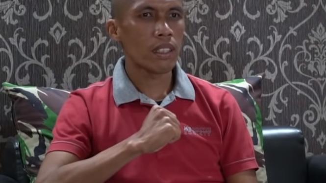 VIVA Militer: Anggota Yonkav 1/Badak Ceta Chakti, Serda Arip Budiman
