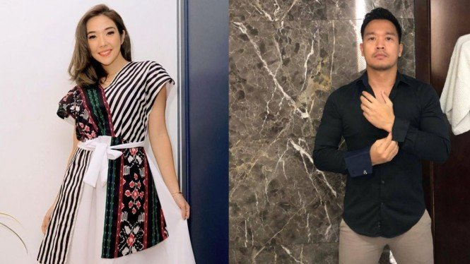 Gisella Anastasia dan Michael Yukinobu de Fretes.
