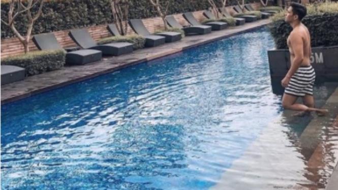 Fasilitas Hotel Santika Medan