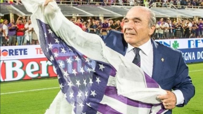 Presiden Fiorentina, Rocco Benito Commisso.