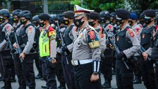 Polri Beri Pengamanan Hakim MK yang Tangani Sengketa Pilkada
