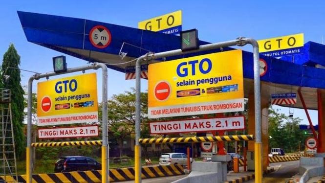 Ilustrasi Gerbang Tol Otomatis (Foto: kobayogas.com)
