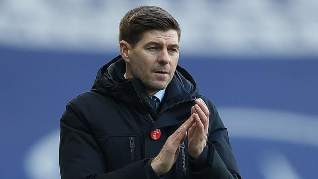 Manajer Rangers, Steven Gerrard