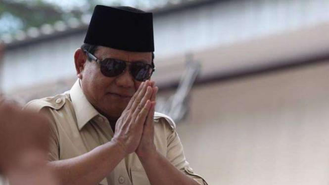 VIVA Militer: Letjen TNI (Purn.) Prabowo Subianto