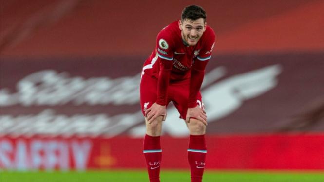 Bek Liverpool, Andrew Robertson