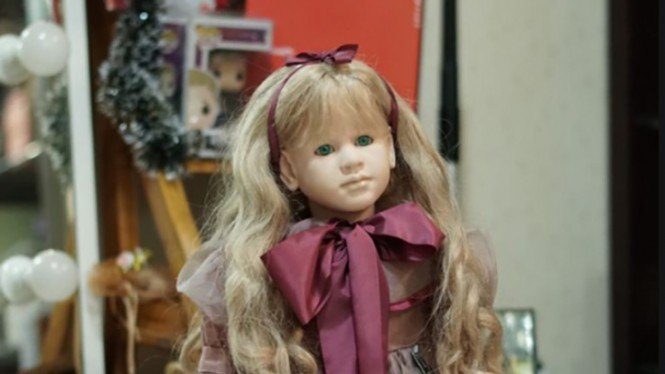 Boneka Wendy