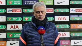 Manajer Tottenham Hotspur, Jose Mourinho