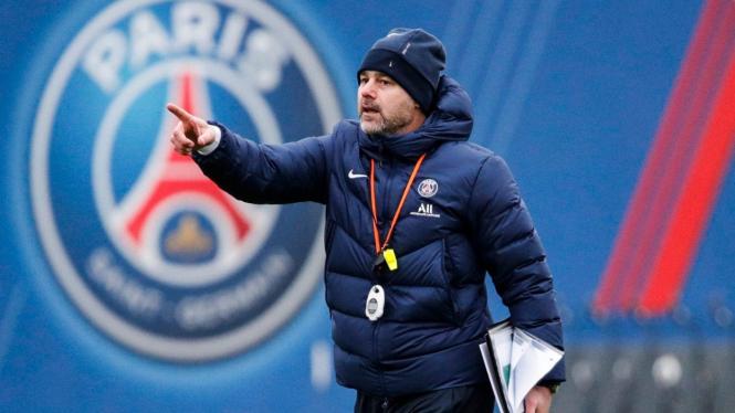 Pelatih Paris Saint-Germain, Mauricio Pochettino