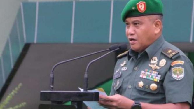 VIVA Militer: Brigjen TNI M S M
