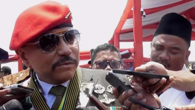 VIVA Militer: Jenderal TNI (Purn.) Abdullah Mahmud Hendropriyono