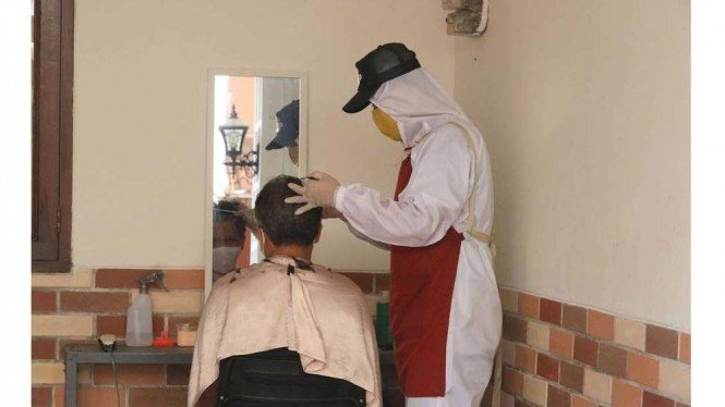 Tukang Cukur Home Service