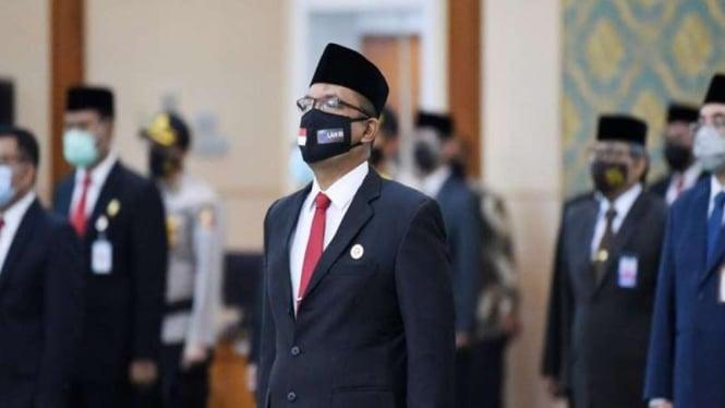 Kepala Lembaga Administrasi Negara (LAN) Adi Suryanto