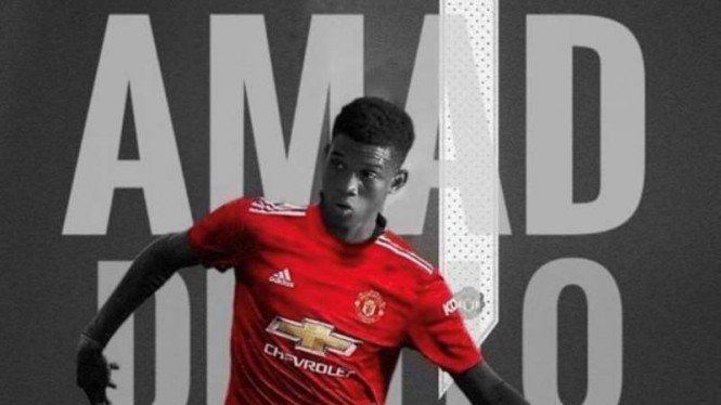 Pemain Manchester United, Amad Diallo