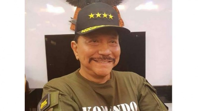 VIVA Militer: Mantan Kepala BIN Jenderal TNI (Purn) AM.Hendropriyono