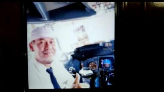Pilot Sriwijaya SJ182 yang jatuh pada Sabtu, 9 Januari 2021, Kapten Afwan.