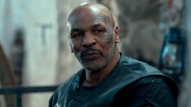 Petinju legendaris Amerika Serikat, Mike Tyson