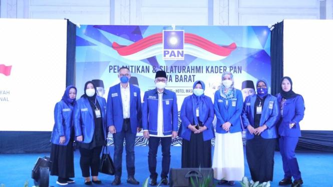 Desy Ratnasari resmi pimpin PAN Jawa Barat