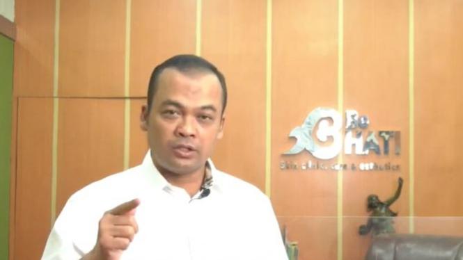 dr Khairul Hadi, SpKK.