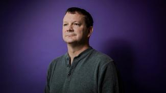 Pendiri Signal, Brian Acton.