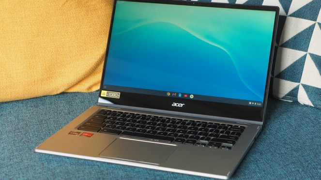 Laptop Acer Chromebook Spin 514