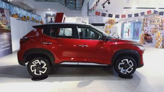 Nissan Magnite dijual di Indonesia