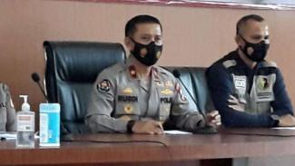 Kepala Biro Penerangan Masyarakat Divisi Humas Polri, Brigjen Pol Rusdi Hartono.